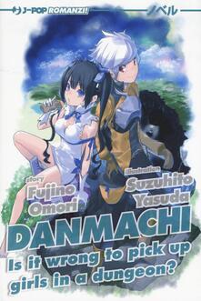 Secchiarapita.it DanMachi. Vol. 1 Image