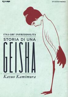 Lpgcsostenible.es Una gru infreddolita. Storia di una geisha Image