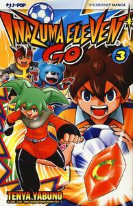 Inazuma eleven go. Vol. 3