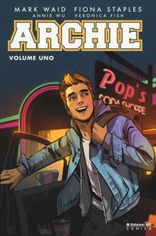 Archie. Vol. 1 - Mark Waid - copertina