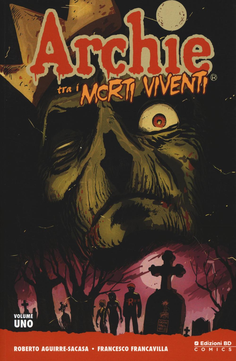 Image of Archie tra i morti viventi. Vol. 1