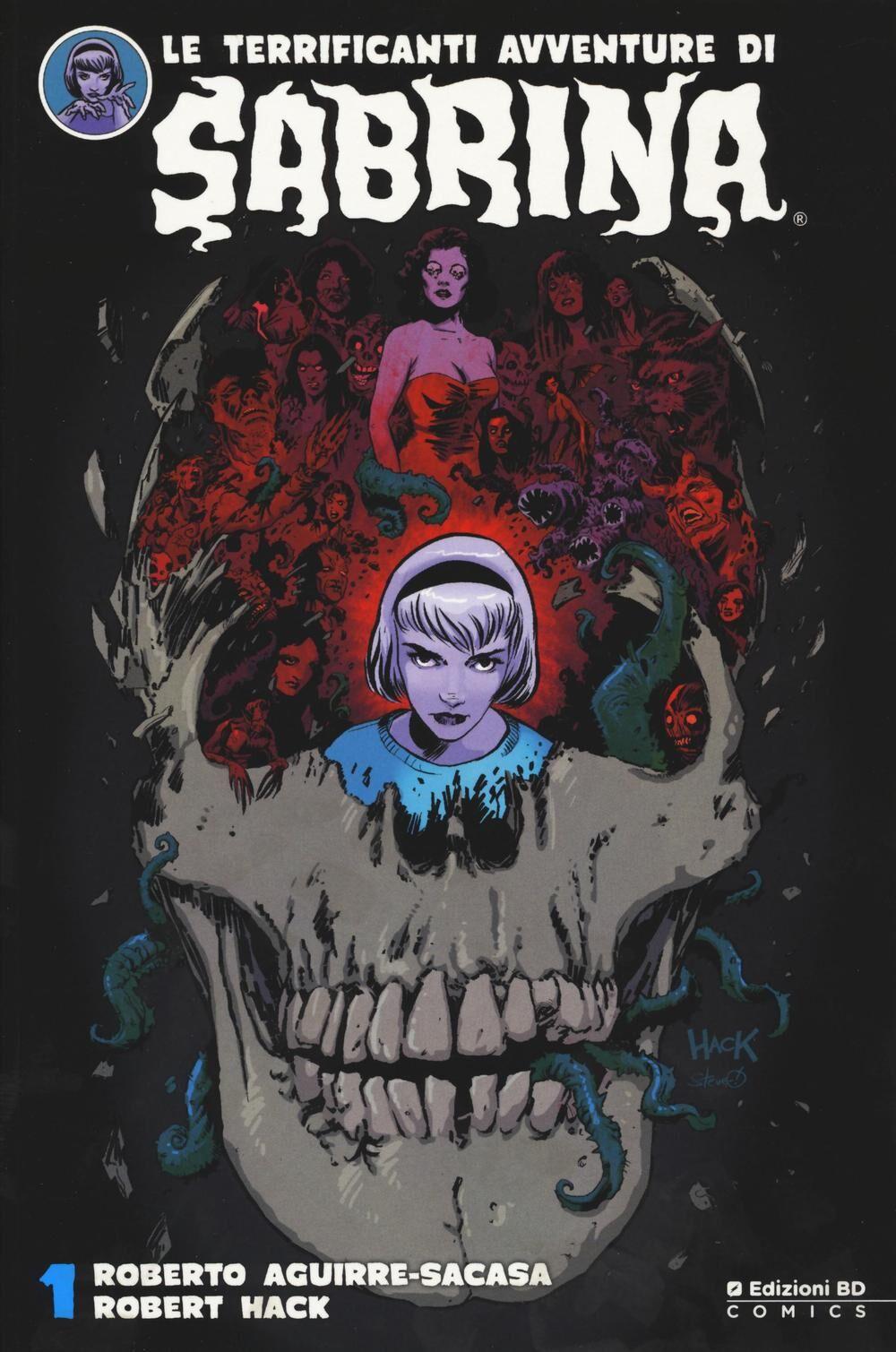 Le terrificanti avventure di Sabrina. Vol. 1