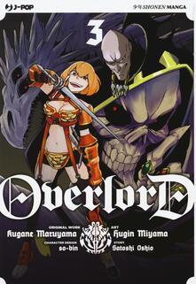 Voluntariadobaleares2014.es Overlord. Vol. 3 Image