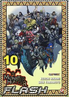Festivalshakespeare.it Monster Hunter Flash. Vol. 10 Image