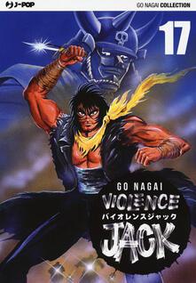 Equilibrifestival.it Violence Jack. Ultimate edition. Vol. 17 Image