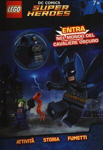 Libro Batman. Lego DC Comics super heroes. Con gadget
