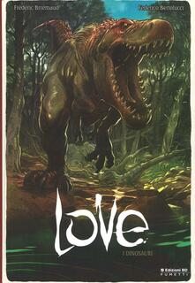 Ristorantezintonio.it I dinosauri. Love. Vol. 4 Image