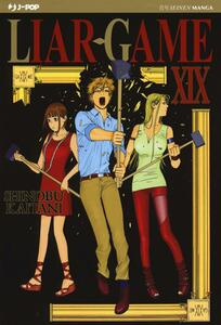 Liar Game. Vol. 19