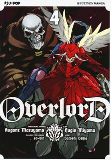 Festivalshakespeare.it Overlord. Vol. 4 Image