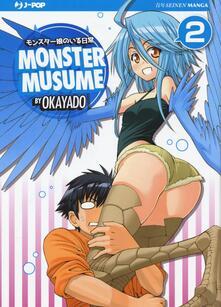 Milanospringparade.it Monster Musume. Vol. 2 Image