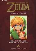 Libro Oracle of ages-Oracle of seasons. The legend of Zelda. Perfect edition Akira Himekawa