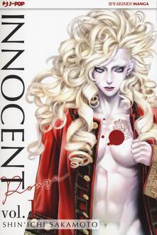 Warholgenova.it Innocent Rouge. Vol. 1 Image