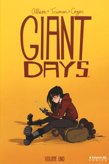 Listadelpopolo.it Giant Days. Vol. 1 Image