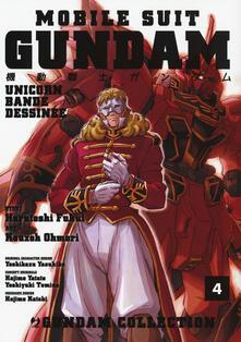 Listadelpopolo.it Mobile Suit Gundam Unicorn. Bande Dessinée. Vol. 4 Image