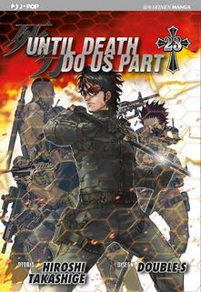 Until Death do us part. Vol. 23 - Hiroshi Takashige,Double-S - copertina