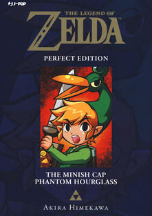 The legend of Zelda: The minish cap-Phanton hourglass.pdf