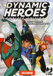 Camfeed.it Dynamic heroes. Box. Vol. 1-4 Image