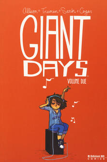 Antondemarirreguera.es Giant Days. Vol. 2 Image