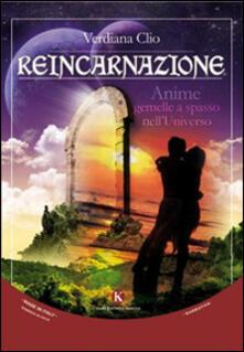Reincarnazione - Clio Verdiana - copertina