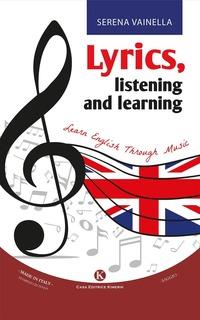 Lyrics, listening and learning - Vainella Serena - wuz.it