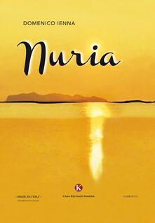 Nuria - Domenico Ienna - copertina