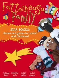 Star socks. Fattoincasa family