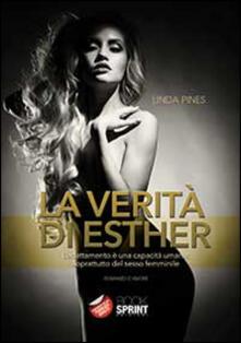 La verità di Esther - Linda Pines - copertina