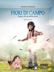 Fiori di campo - Donato Patricelli - copertina
