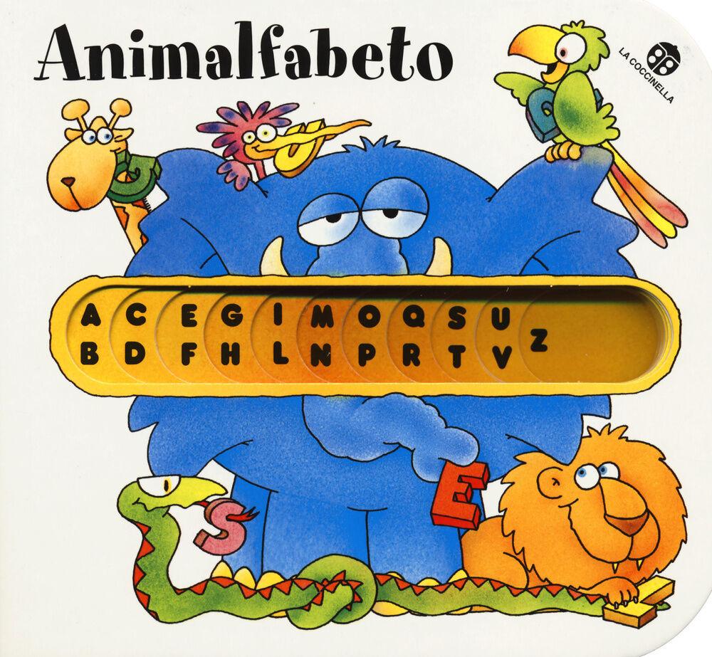 Animalfabeto. I buchini