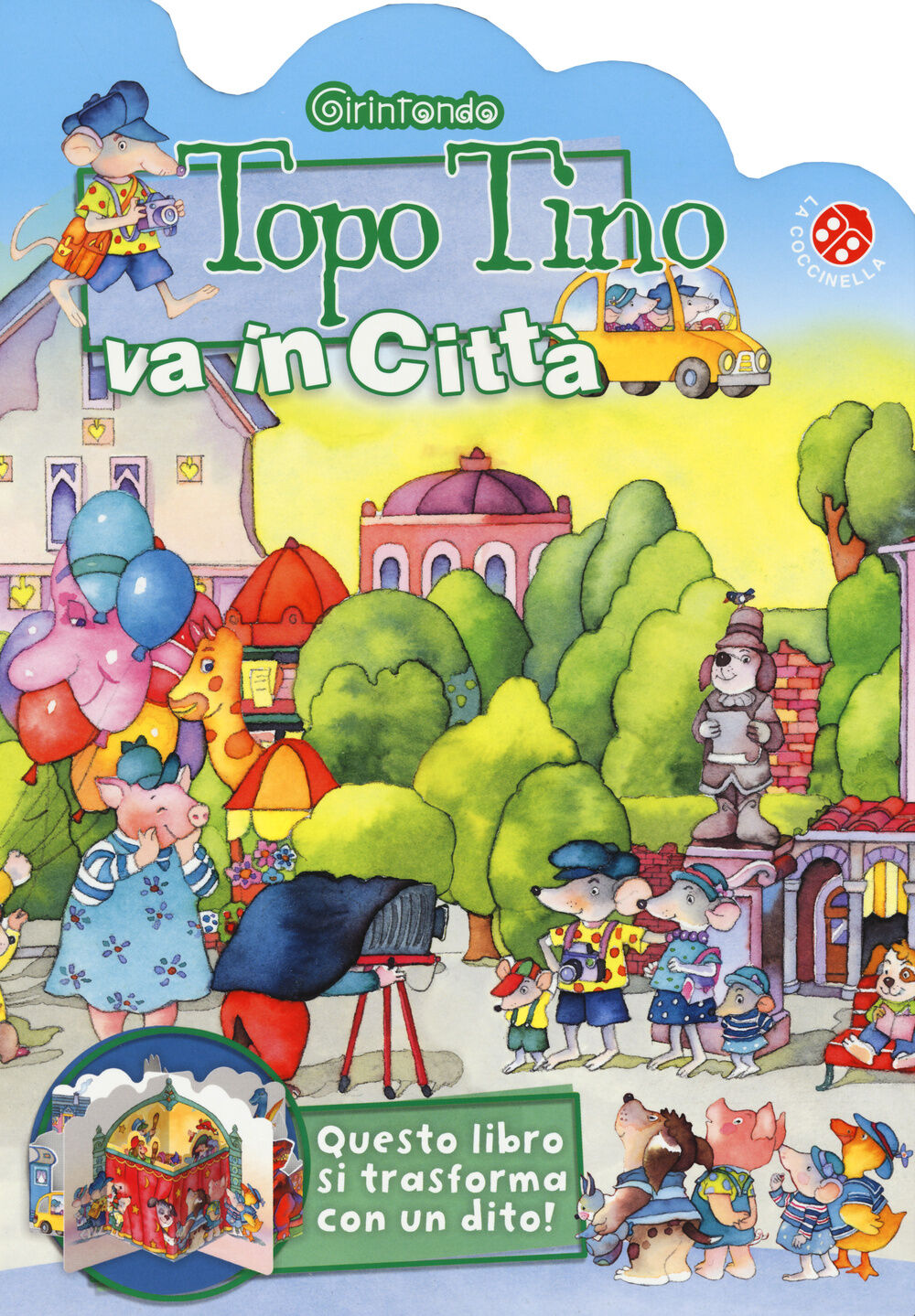 Topo Tino va in città