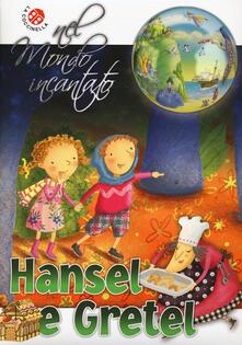 Promoartpalermo.it Hansel e Gretel dei fratelli Grimm. Nel mondo incantato Image