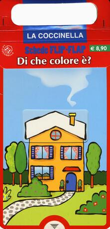 Antondemarirreguera.es Di che colore è? Ediz. illustrata Image