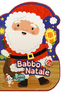 Babbo Natale. Buon Natale!
