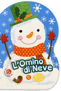 L' omino di neve. Buon Natale!