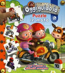 Le moto. Oggi guido io. Libro puzzle.pdf