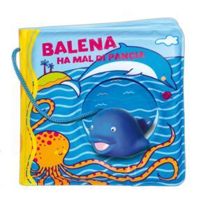 Balena ha mal di pancia. Con gadget