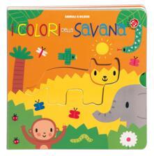 Warholgenova.it I colori della savana. Ediz. illustrata Image