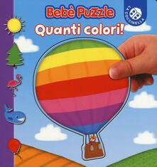 Camfeed.it Quanti colori! Bebè puzzle Image
