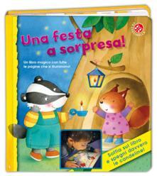 Cefalufilmfestival.it Una festa a sorpresa! Ediz. a colori Image