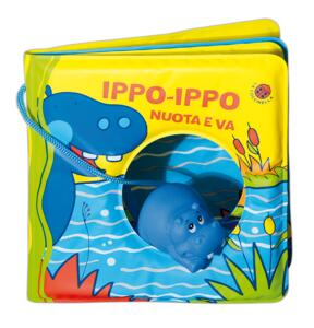 Ippo-Ippo nuota e va. Ediz. illustrata. Con gadget