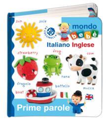 Lpgcsostenible.es Prime parole italiano inglese. Mondo bebè Image