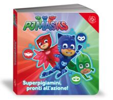 Daddyswing.es Superpigiamini, pronti all'azione! Pj Masks. Ediz. a colori Image