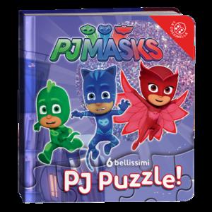 Libro PJ Masks. Puzzle. Ediz. a colori  0