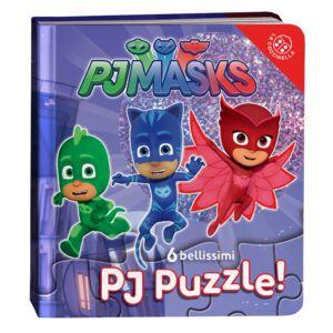 Libro PJ Masks. Puzzle. Ediz. a colori  3