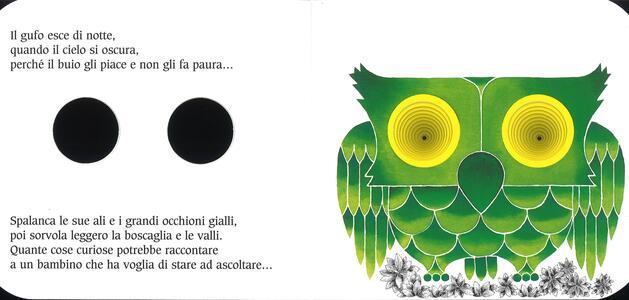 Il gufo... e gli altri. Ediz. a colori - Giorgio Vanetti,Giovanna Mantegazza - 2