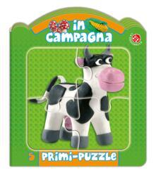 Antondemarirreguera.es In campagna. Libro puzzle. Ediz. a colori Image
