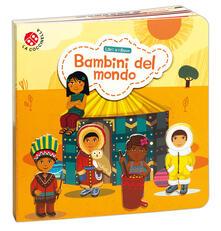 Equilibrifestival.it Bambini del mondo. Ediz. a colori Image