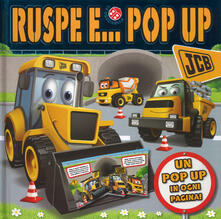 Ruspe e... pop-up. Libro pop-up. Ediz. a colori - copertina