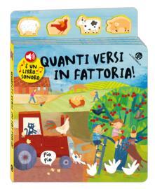 Associazionelabirinto.it Quanti versi in fattoria! Ediz. a colori. Con gadget Image