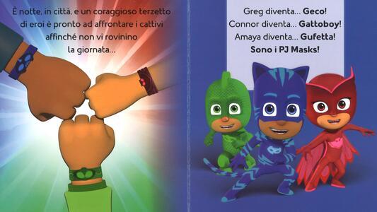 Il mini ninja piccino piccino. Pj Masks. Ediz. a colori - 2